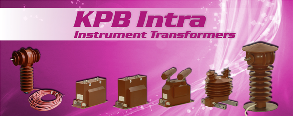 KPB Intra instrument transformers